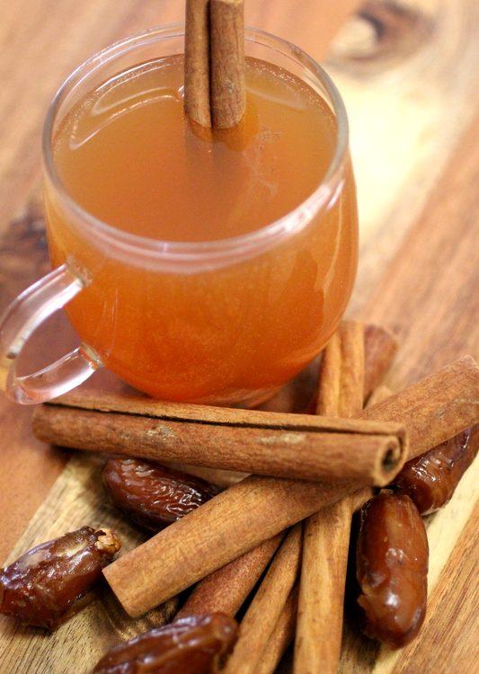 Cinnamon Date Kombucha