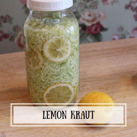 Lemon Kraut