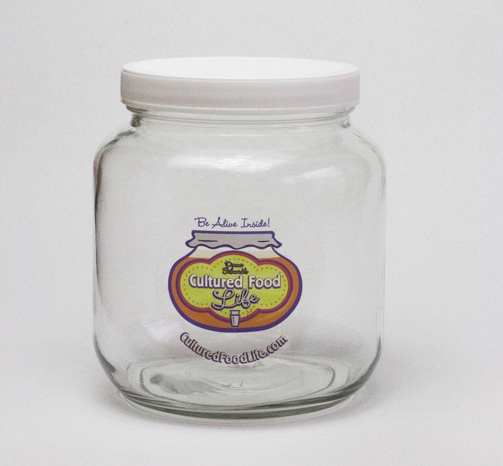 dee892cc0a1 1 2 Gallon Jar - Cultured Food Life