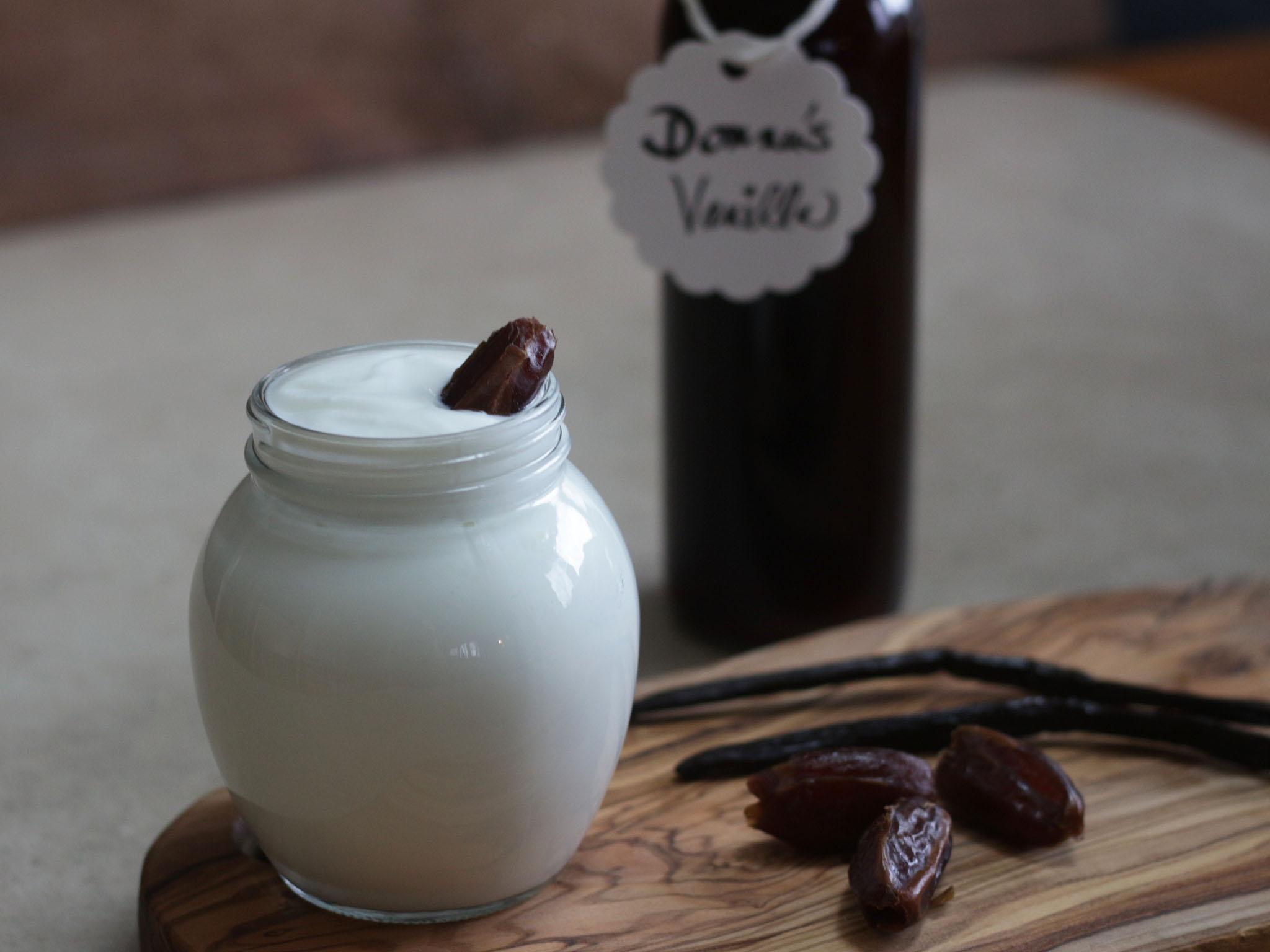 dates and vanilla copy