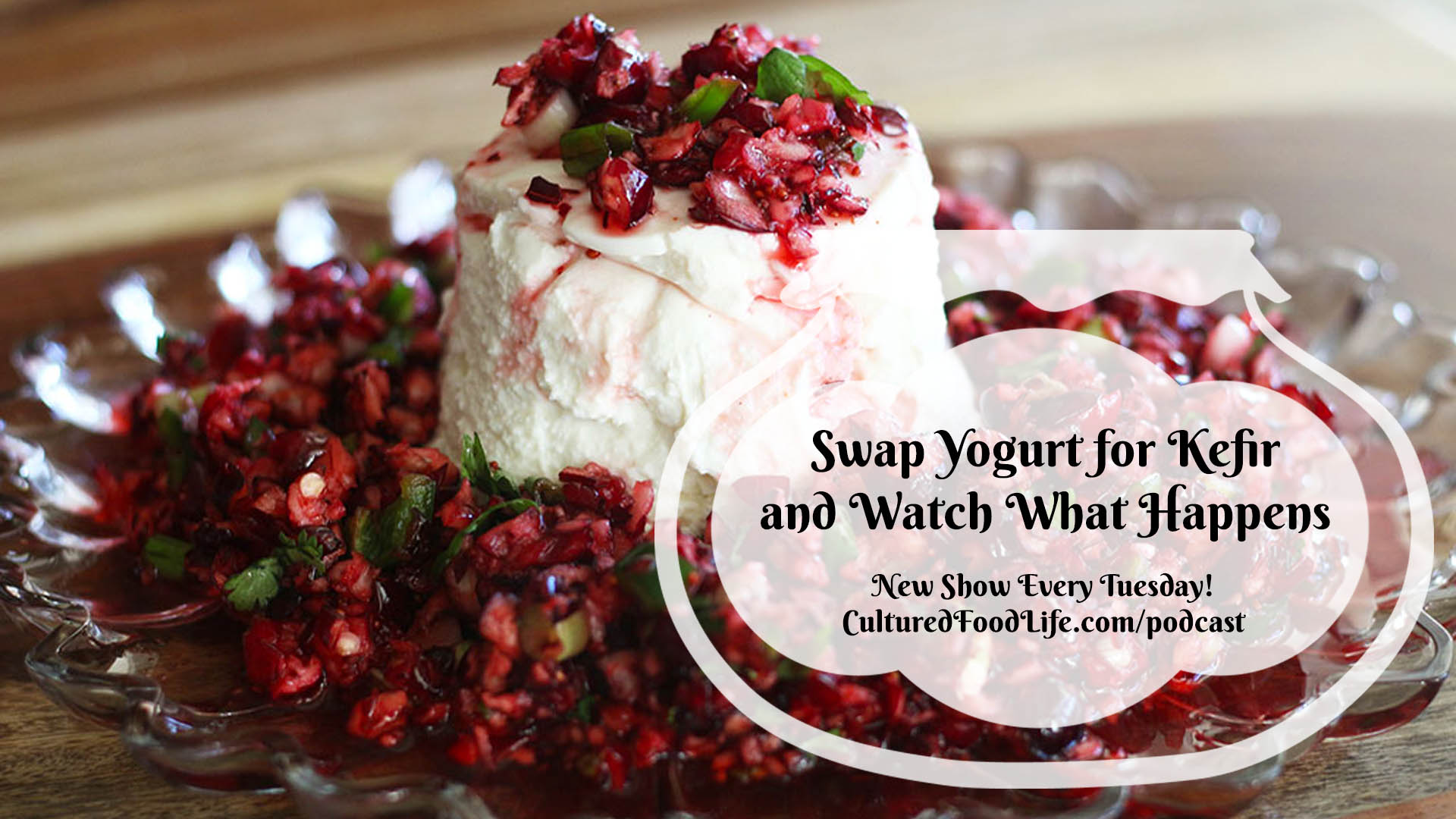 Swap Yogurt for Kefir and Watch What Happens