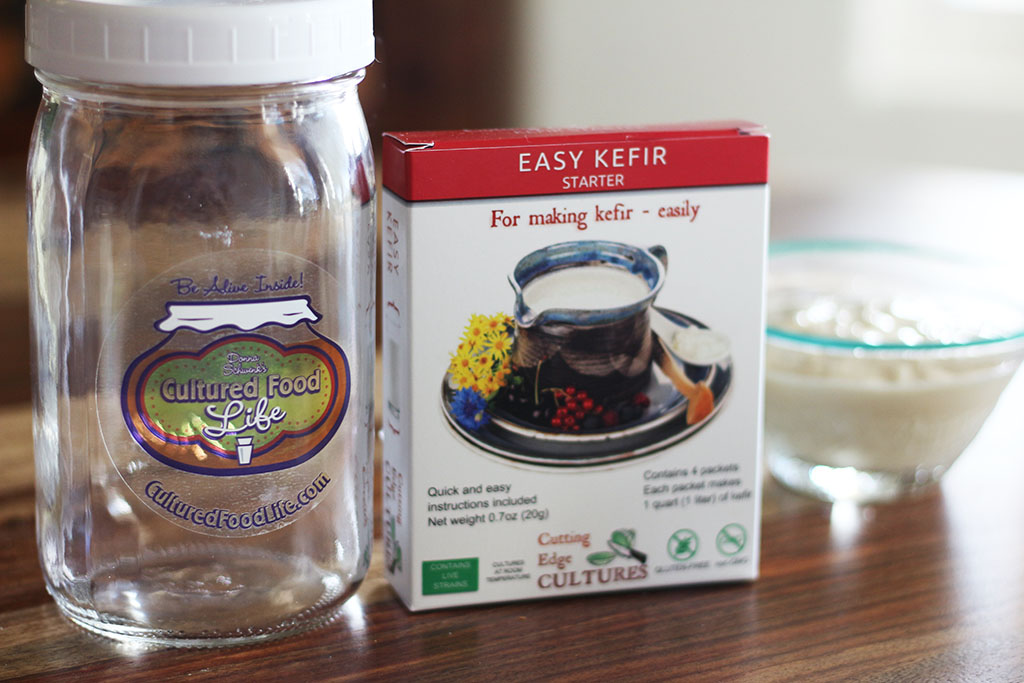 Easy Kefir Kit
