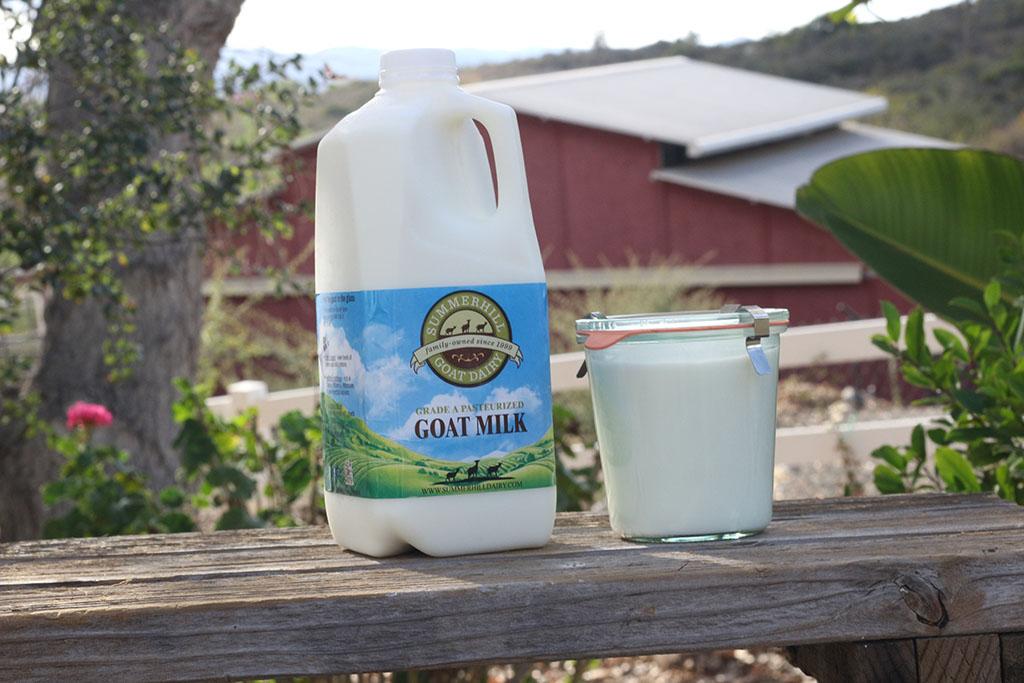 Goat's Milk Kefir