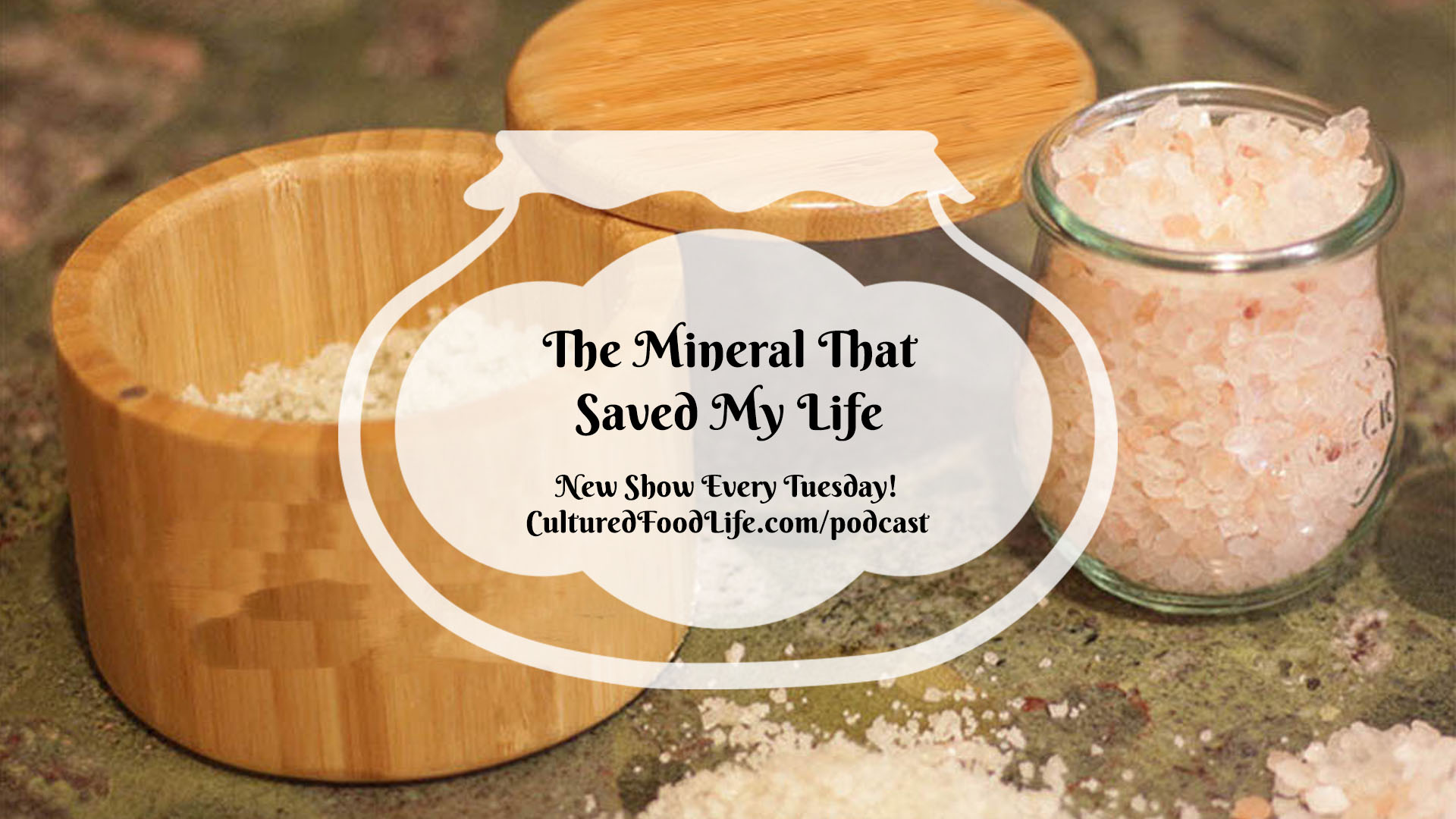 The Mineral That Saved My Life Full