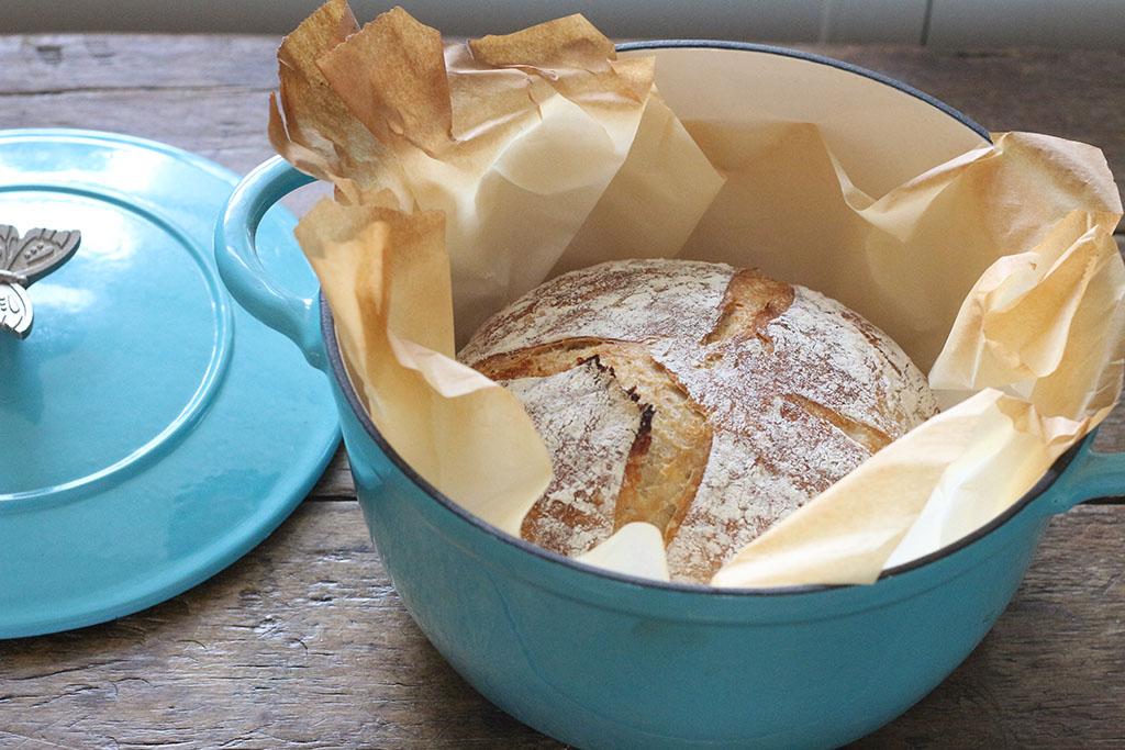 Sourdough Baked