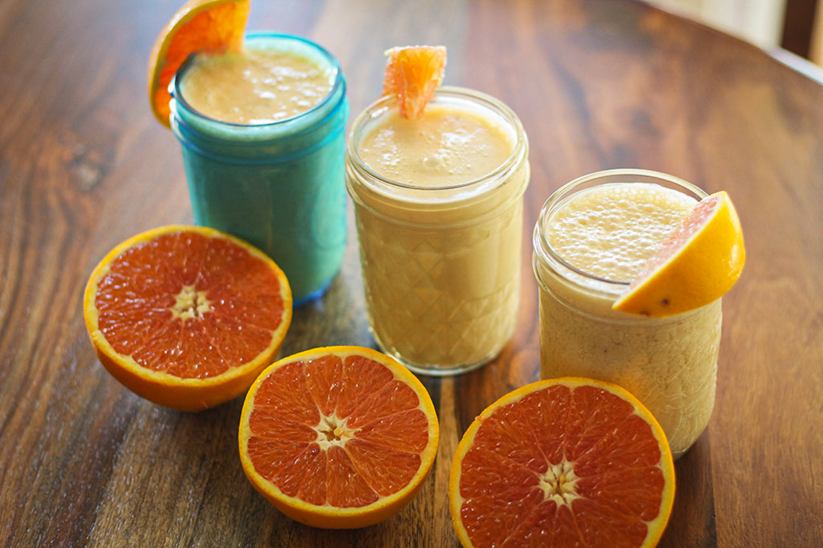 Orange Julius Kefir Smoothie