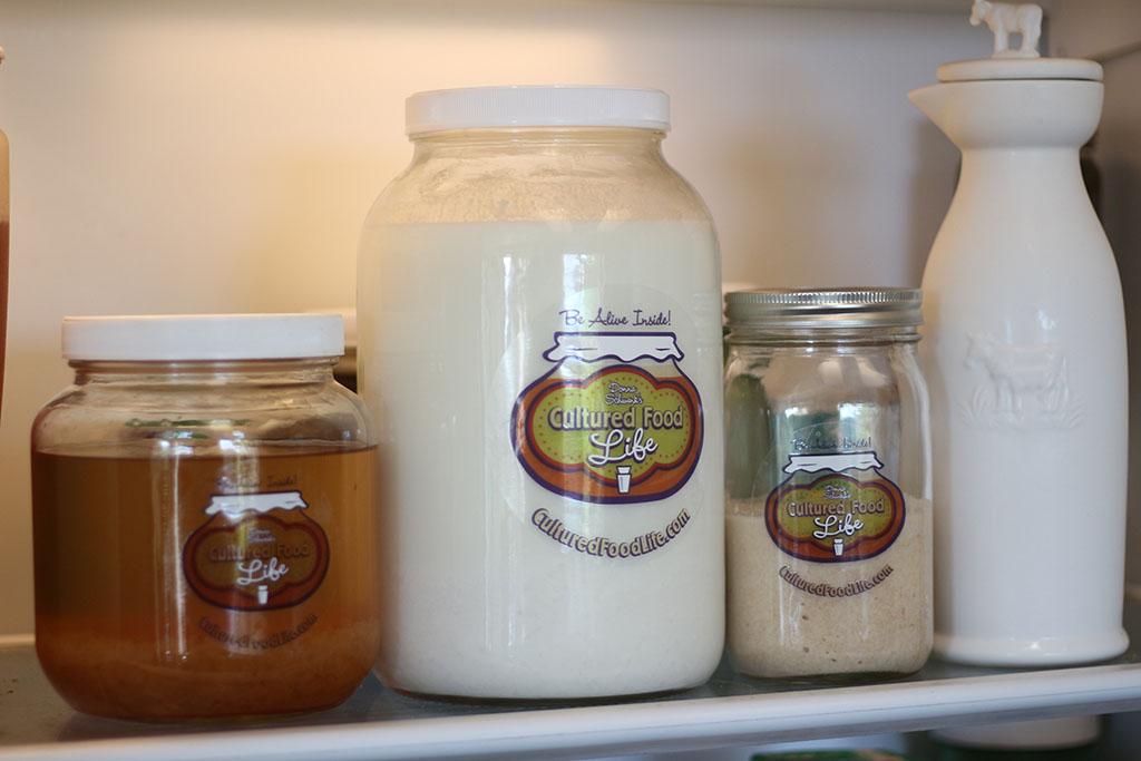cultures refrigerator