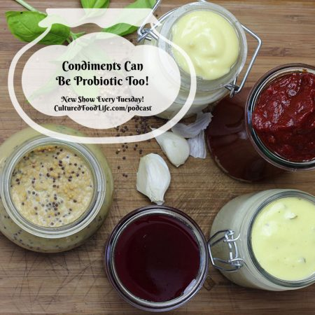Condiments Can Be Probiotic Too Square