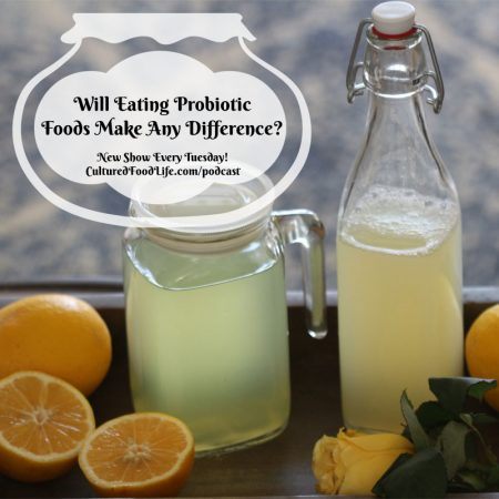 Will Eating Probiotic Foods Make Any Difference Square