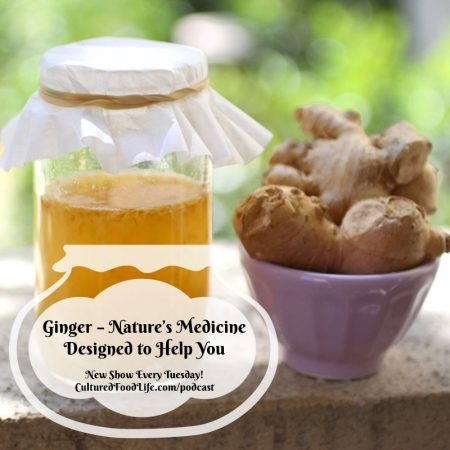 Ginger – Nature's Medicine Designed to Help You Square