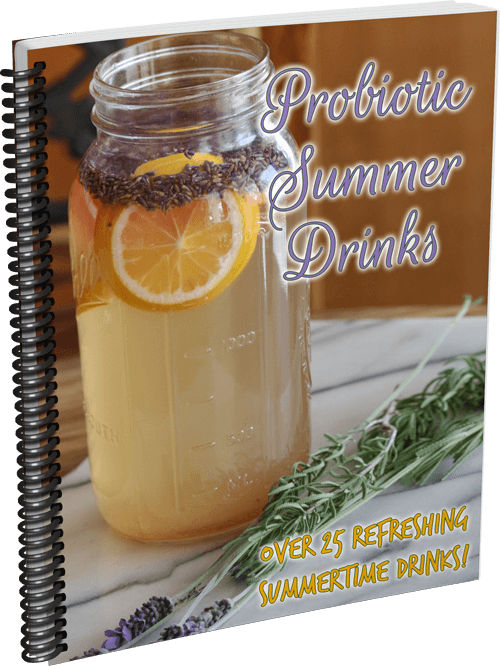 Probiotic Summer Drinks