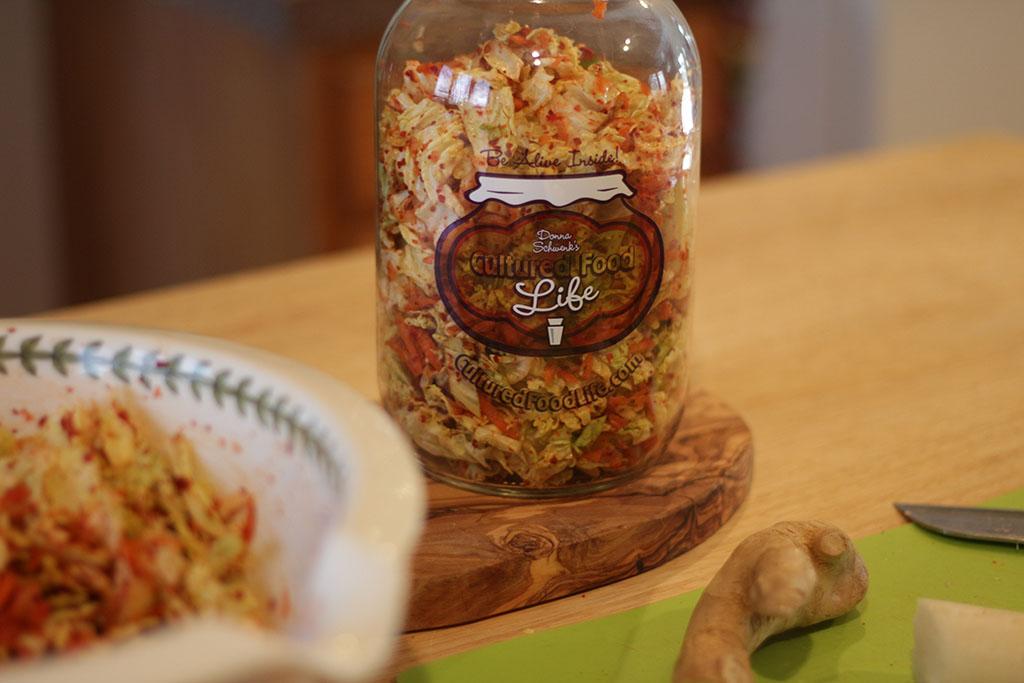 Spicy Kimchi (1)