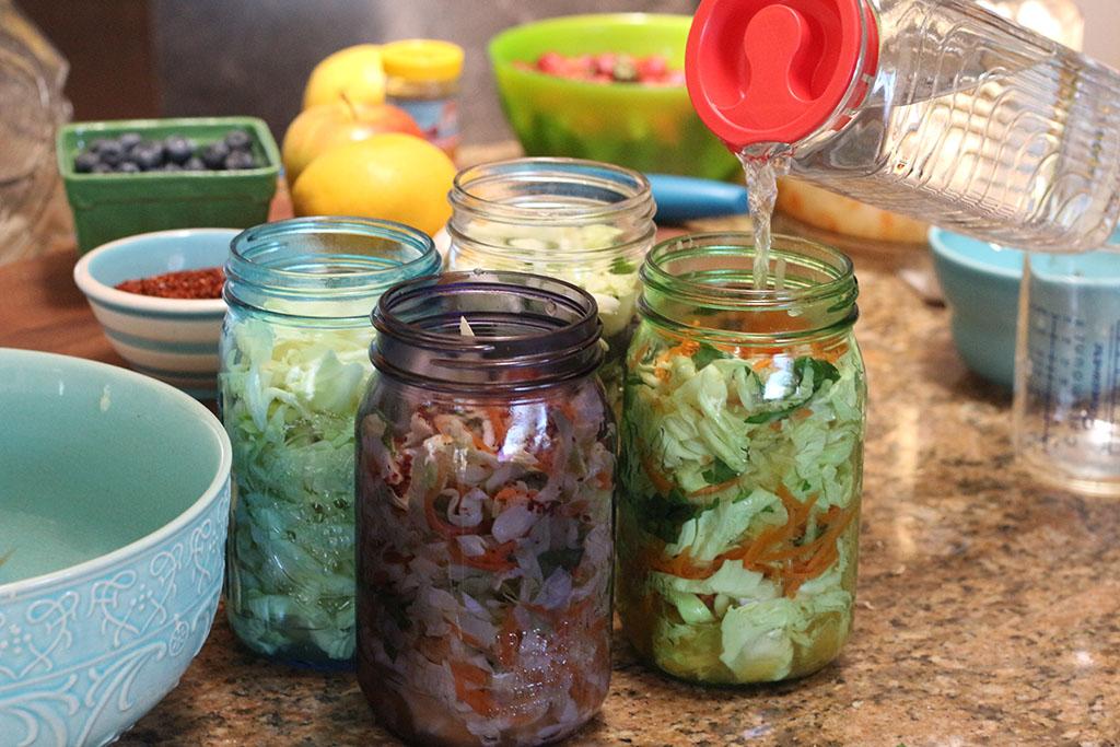 cultrured vegetables