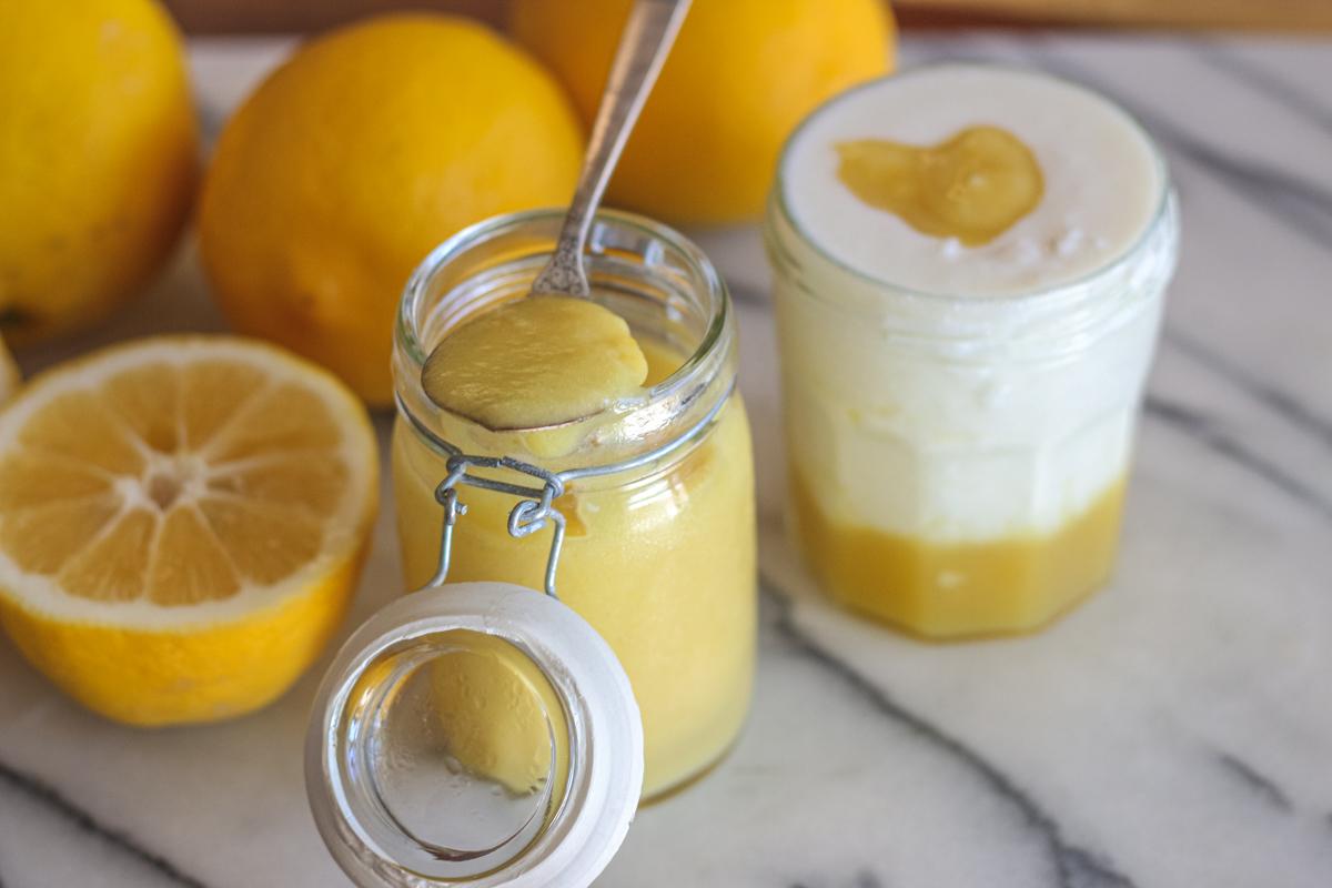 Lemon curd kefir-2