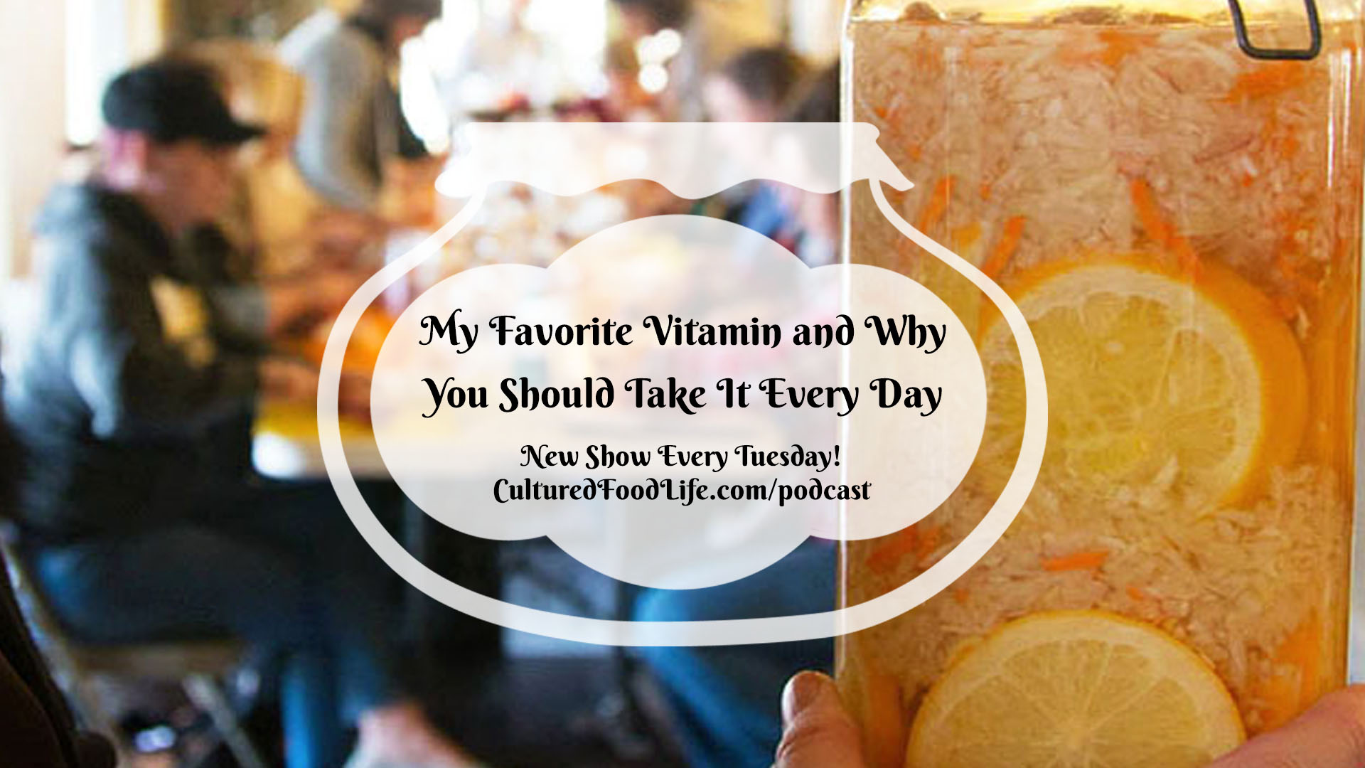 My Favorite Vitamin and Why You Should Take It Every Day Full