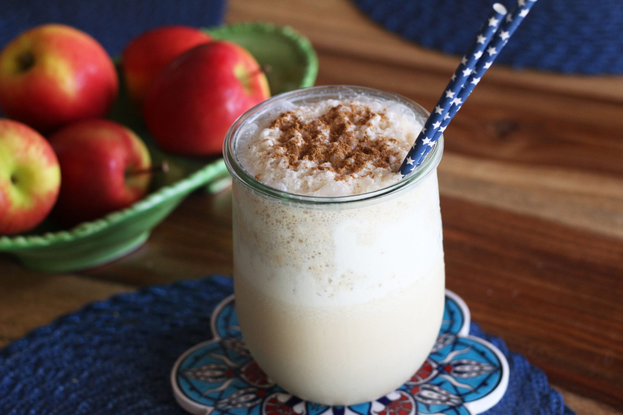 apple kefir smoothie
