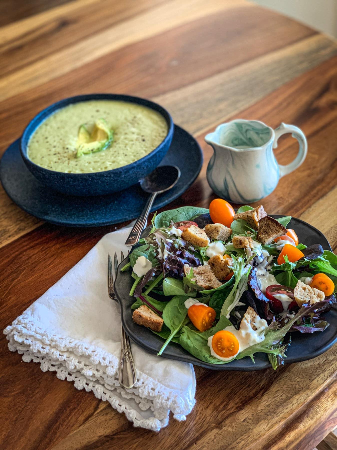 Soups Salads
