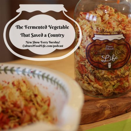 The Fermented Vegetable That Saved a Country Square