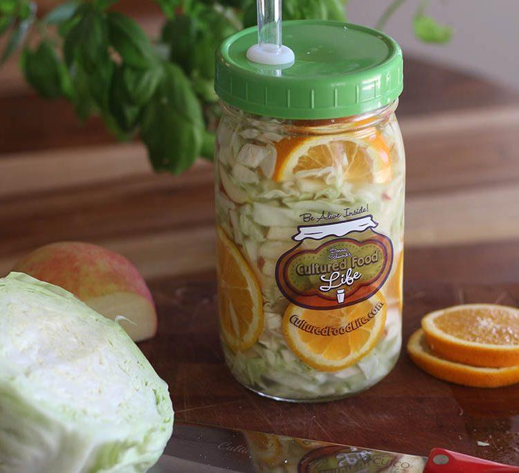 Orangeade Kraut