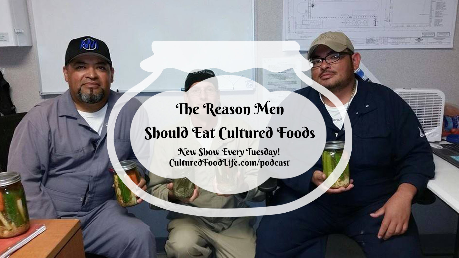 The Reason Men Should Eat Cultured Foods Full