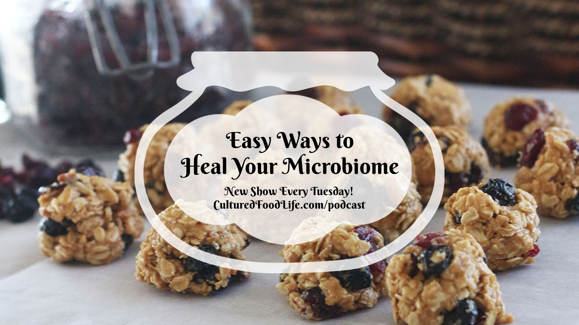 Easy Ways to Heal Your Microbiome Full