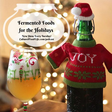 Fermented Foods for the Holidays Square