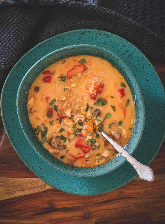 Thai Miso Soup 2-2