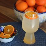 Coconut Clementine Water Kefir