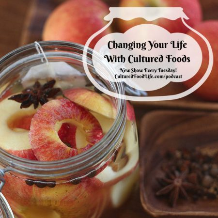 Changing Your Life With Cultured Foods Square