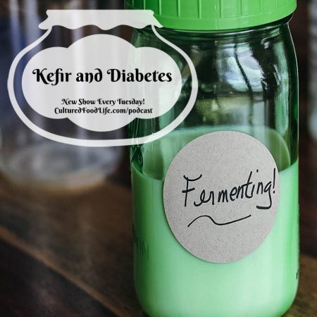Kefir and Diabetes Square