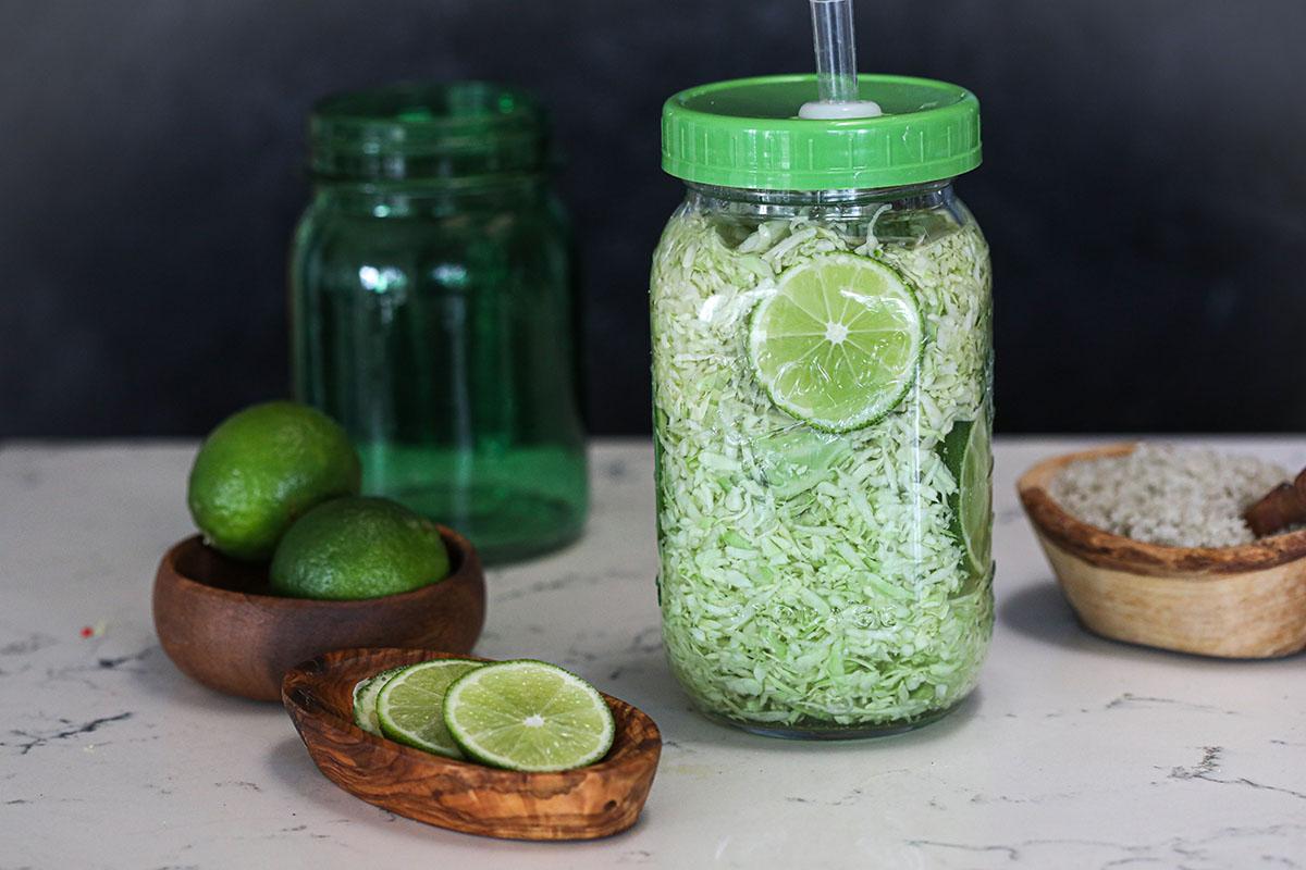 Lime Kraut