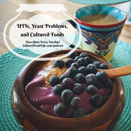 UTIs Yeast Problems and Cultured Foods
