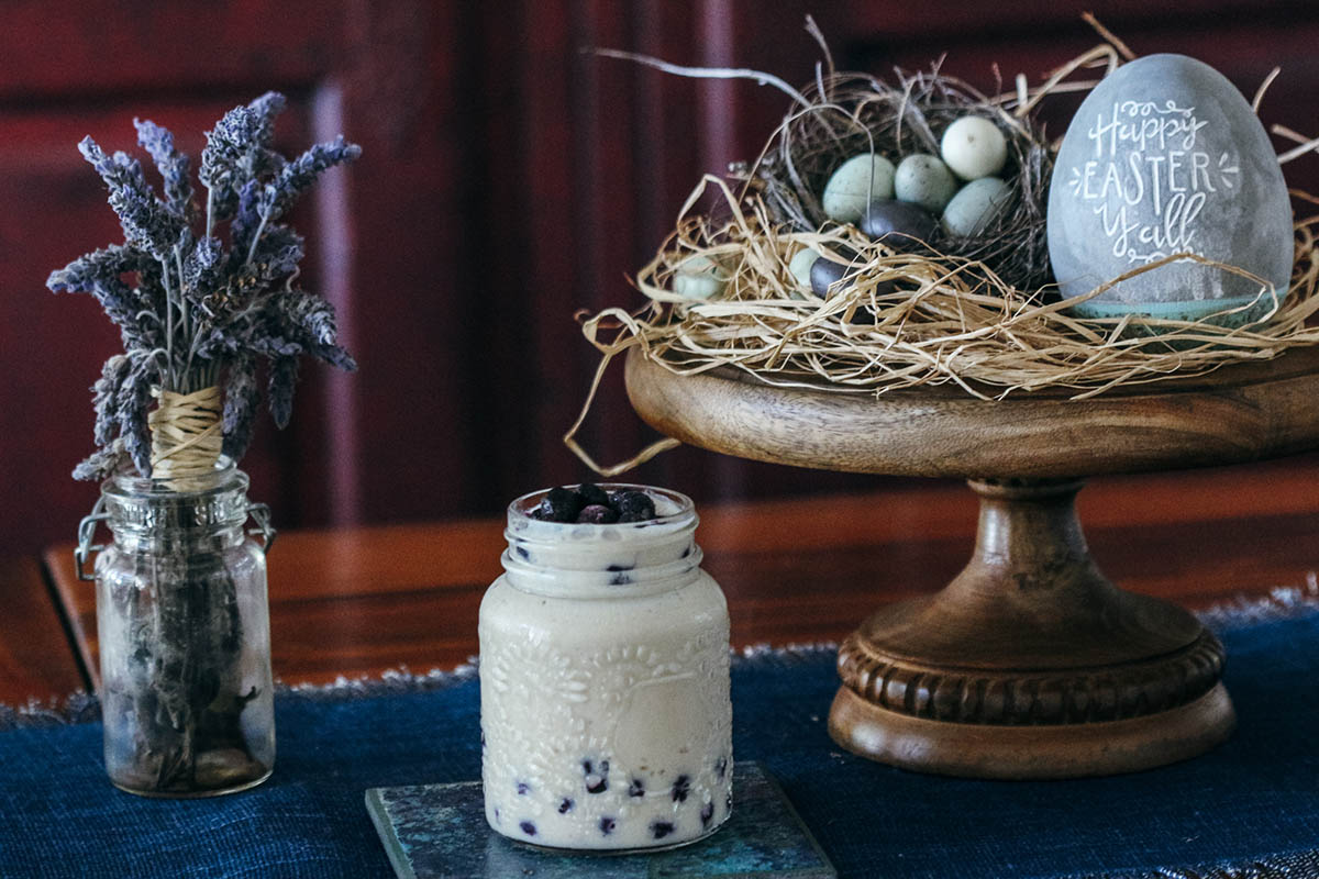 Easter Kefir