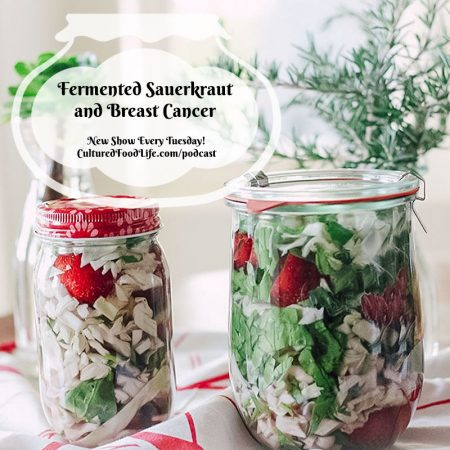 Fermented Sauerkraut and Breast Cancer