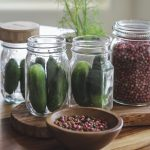 Pink Peppercorn Pickles