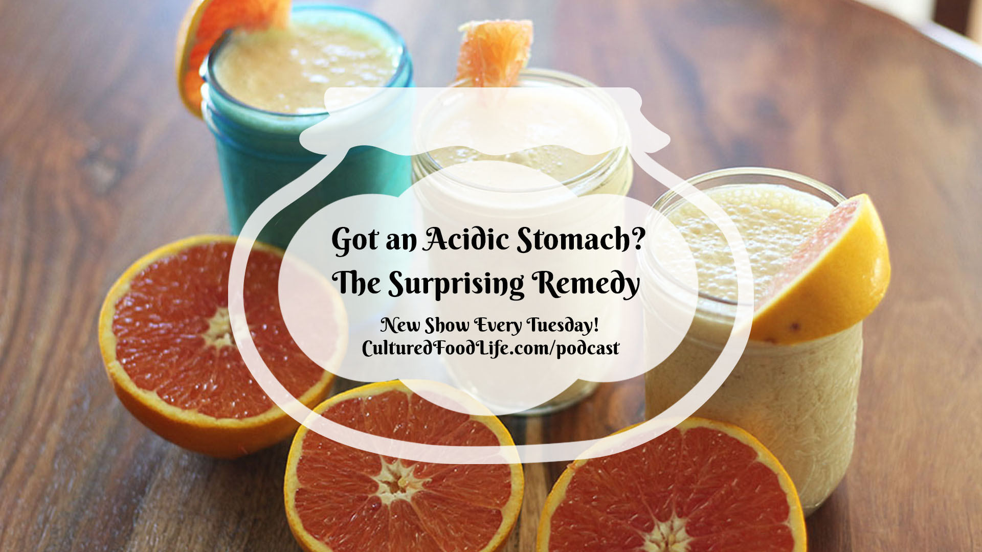 Got an Acidic Stomach? The Surprising Remedy Full