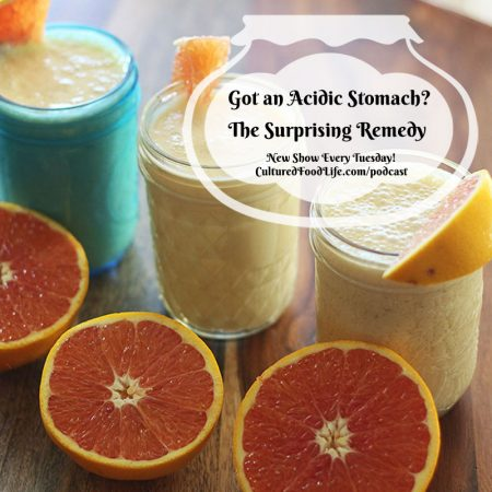 Got an Acidic Stomach? The Surprising Remedy