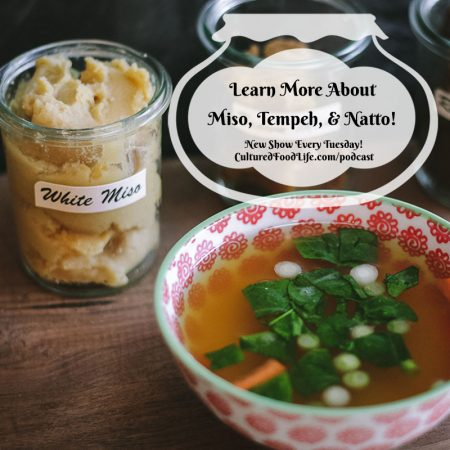 Learn More About Miso, Tempeh, & Natto Square