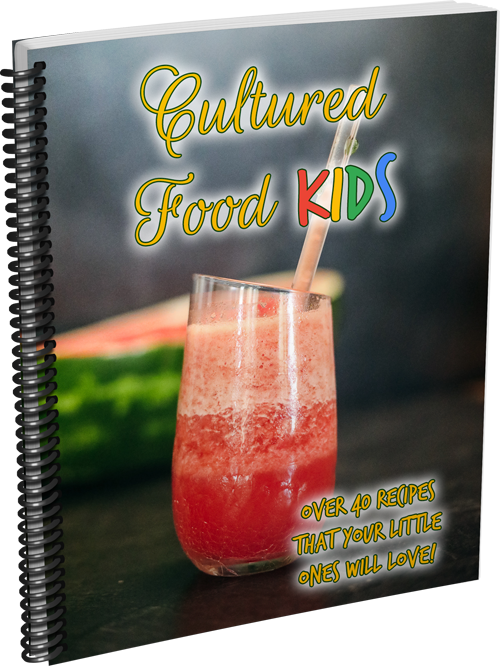 Cultured Food Kids 2019