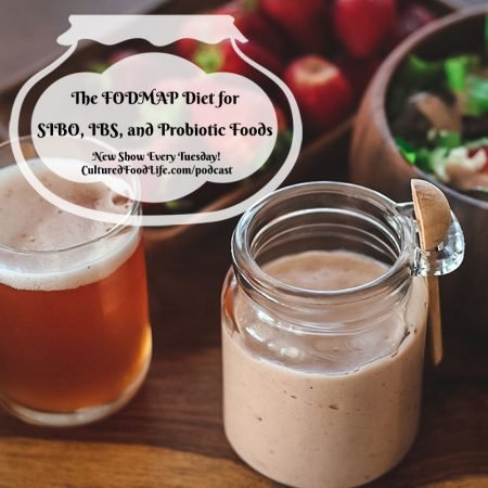 The FODMAP Diet for SIBO, IBS, and Probiotic Foods