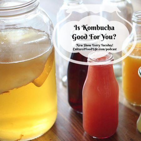 Is Kombucha Good For You?