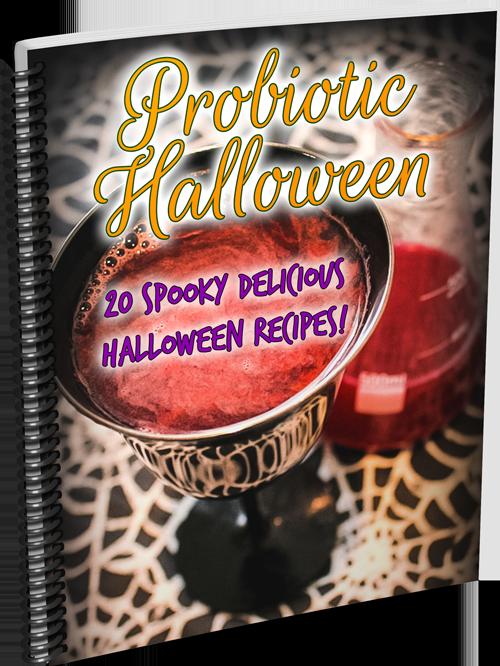 Probiotic Halloween