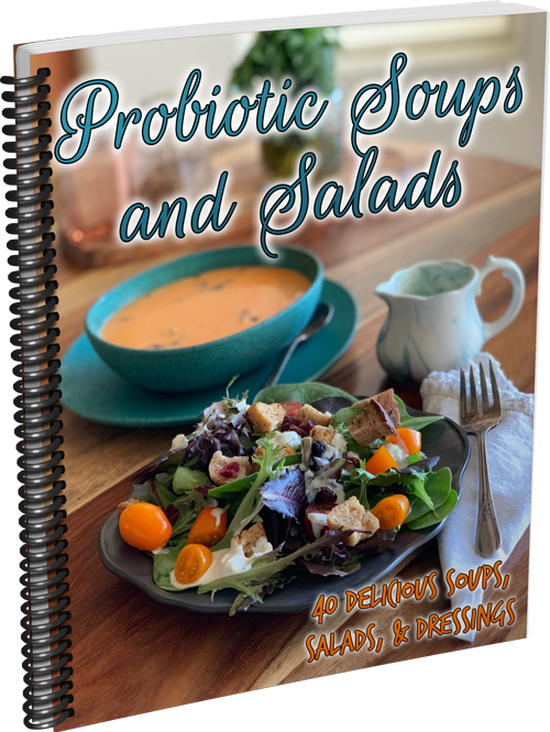 Probiotic Soups and Salads