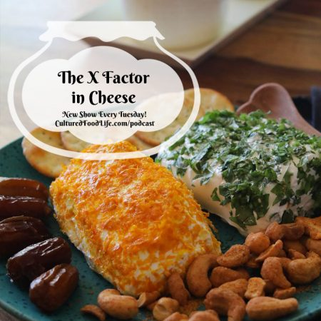 The X Factor in Cheese