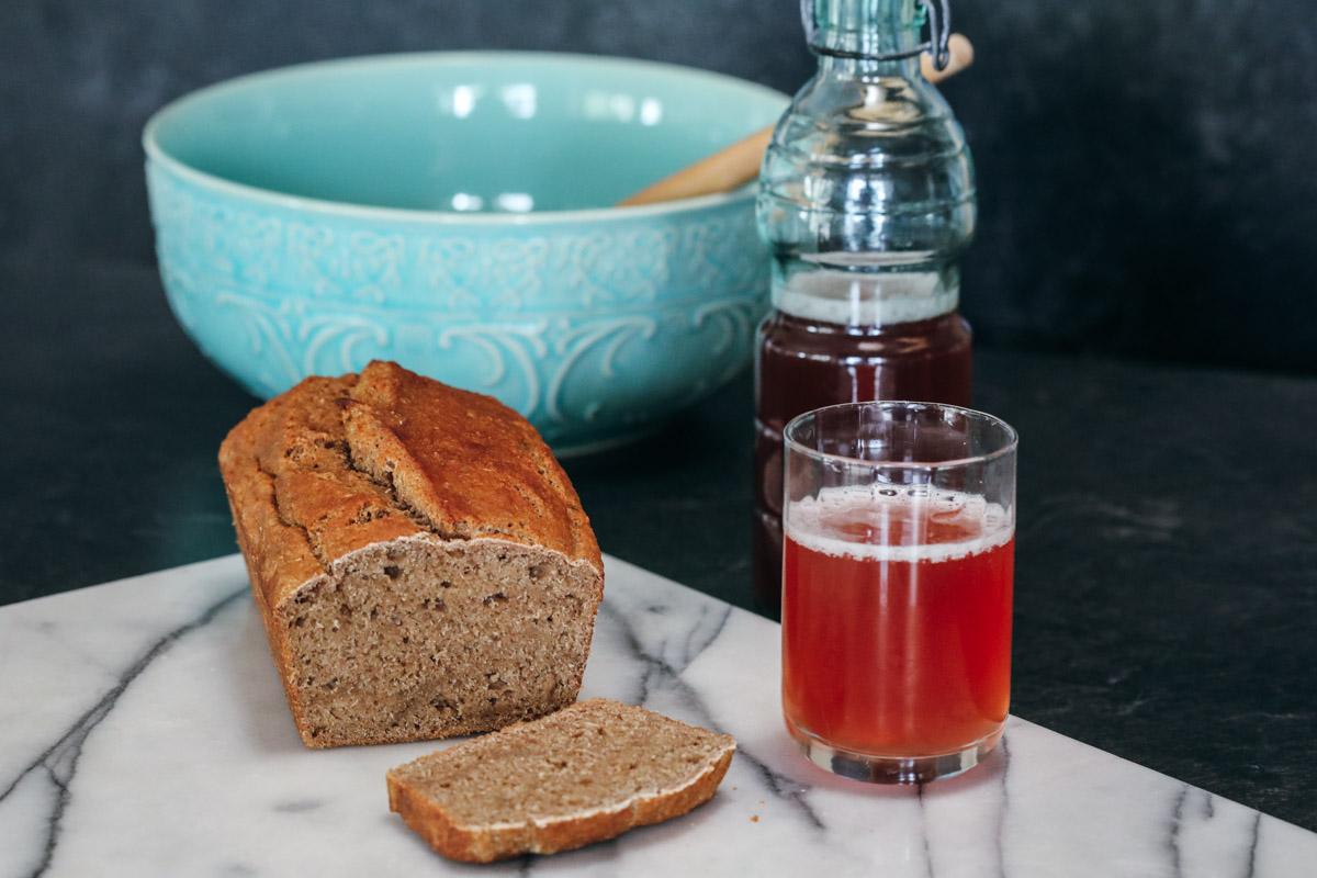 Kombucha Bread -2