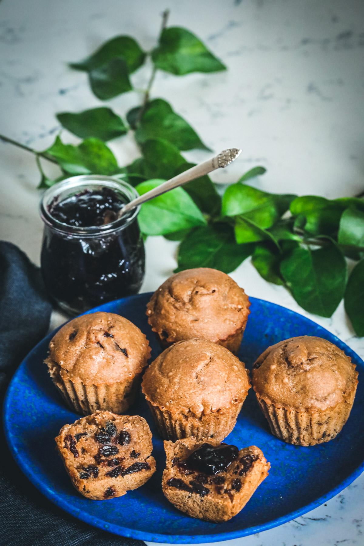 Kombucha Muffins-2