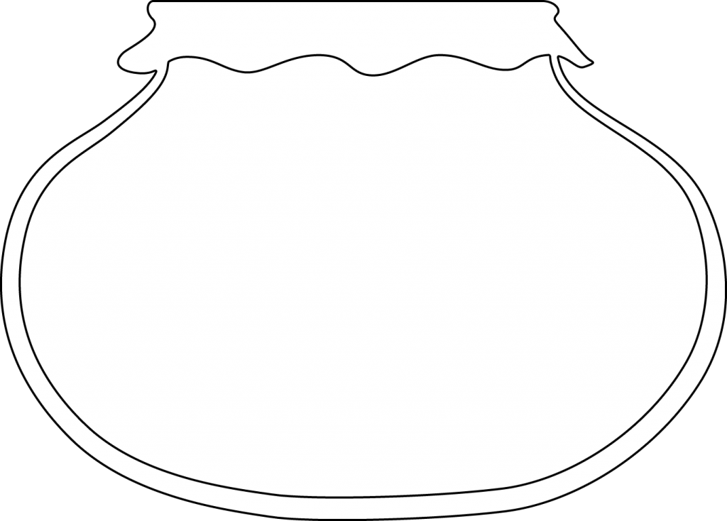 White Pot Background
