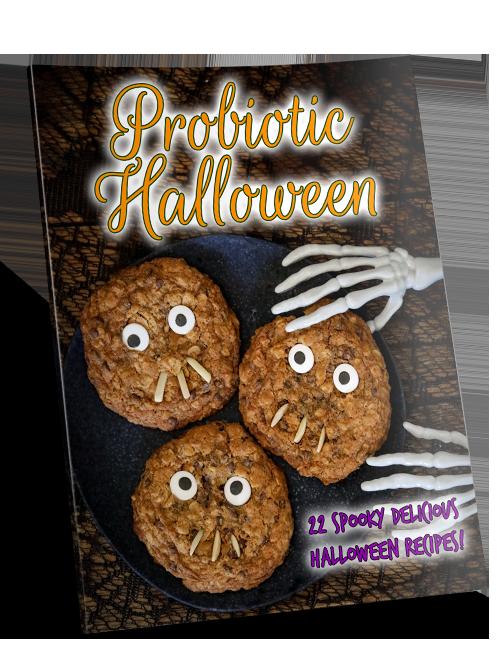 Probiotic Halloween 2020