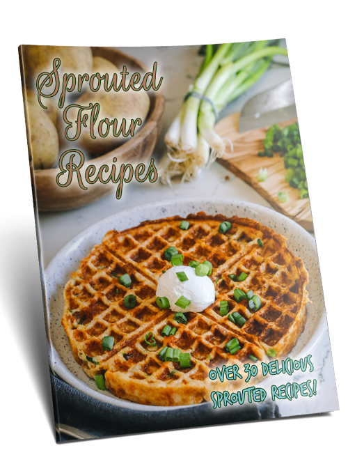 Sprouted Flour Recipes