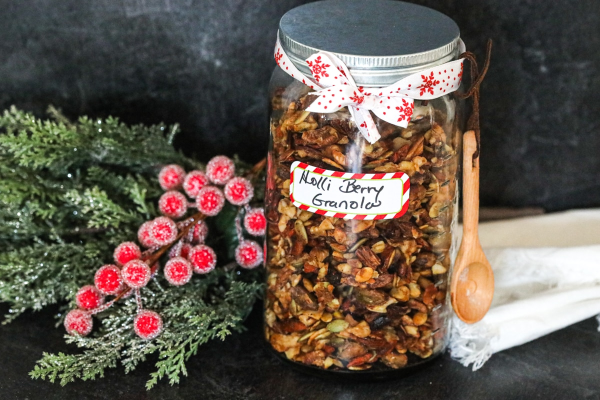 Holli Berry Granola-2